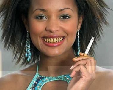 Rokok dan Gigi