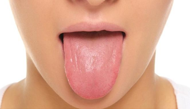 Perubahan Warna di Mulut